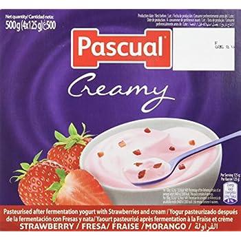 Pascual Yogur Cremoso Fresa...