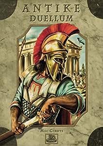 Antike Duellum: Ein Strategiespiel für 2 Spieler
