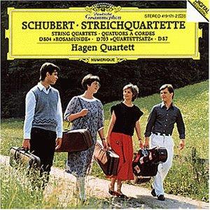 Streichquartette d 87/703/804