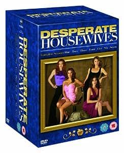 Desperate Housewives - Seasons 1-7 [DVD]