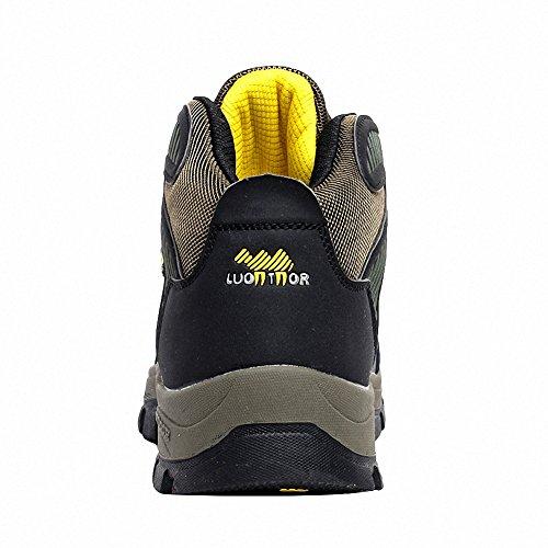 Ben Sports Camping et randonnée Chaussures de Chaussures montantes Homme,37-46 vert