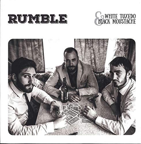 white tuxedo & black moustache [Vinyl LP]