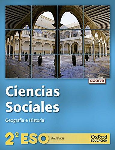 Ciencias sociales adarve (andalucía) - 2º eso