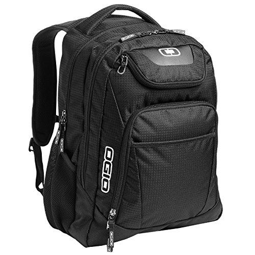 Ogio Business Excelsior Laptop Rucksack (Einheitsgröße) (Schwarz/Silber) (Ogio Laptop-rucksäcke)