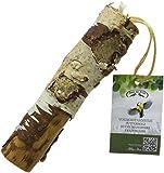 Beeztees Baumstamm mit Vogelfutter, 22.5 cm, 1er Pack (1 x 90 g)