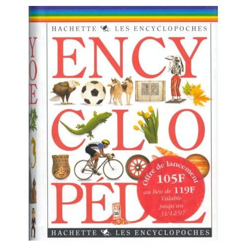 Les encyclopoches : l'encyclopédie