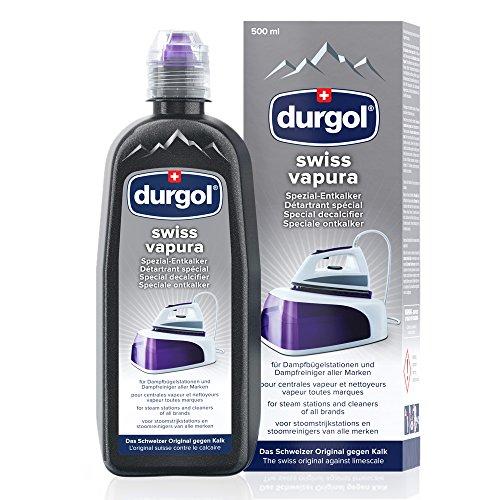 Durgol Entkalker für Dampfreiniger 500ml