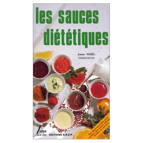 Les Sauces diététiques