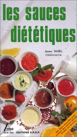 Les Sauces diététiques par Anne Noël