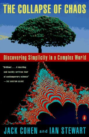 The Collapse of Chaos: Discovering Simplicity in a Complex World (Penguin Press Science) by Jack Cohen (1995-04-01) par Jack Cohen;Ian Stewart