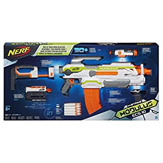 Nerf N-Strike Modulus ECS-10 Blaster (B00VEMM3RG) | Amazon Products