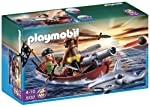 Bote pirata de Playmobil