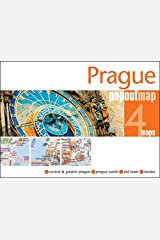 Prague Popout Map (Popout Maps) Map