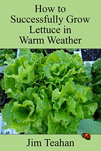 How to Successfully Grow Lettuce in Warm Weather (English Edition) por Jim Teahan