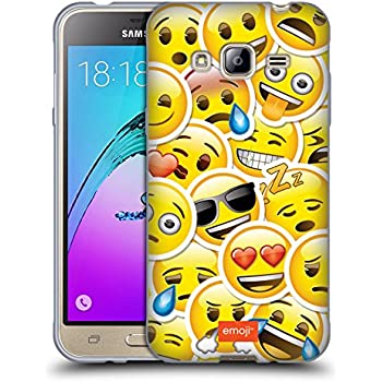 coque samsung j3 2016 smiley