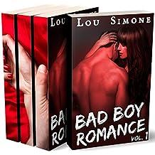 Bad Boy Romance (L'Intégrale): (New Romance Adulte / Érotique, Bad Boy, Tentations, Première Fois, Alpha Male)