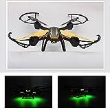 Télécommande d'hélicoptère RC Quadcopter, Skytech TK107 W WiFi FPV en temps réel 2.4G 4CH 6 Axe Gyro boussole RC Drone,by Togather