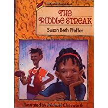The Riddle Streak (Redfeather Book) by Susan Beth Pfeffer (1995-10-15)