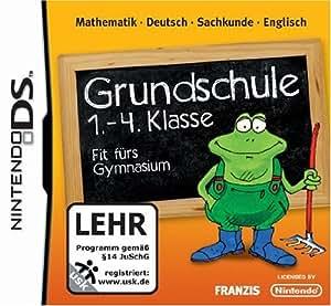 Grundschule 1.-4. Klasse - Fit fürs Gymnasium [import allemand]
