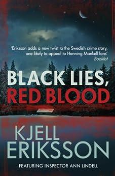 Black Lies, Red Blood par [Eriksson, Kjell]