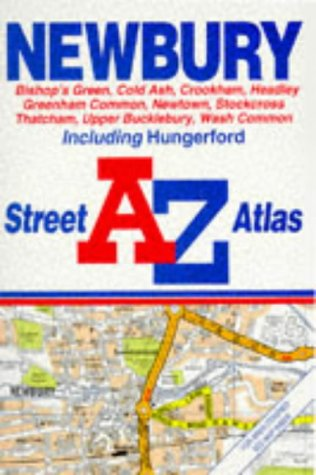 A. to Z. Street Atlas of Newbury