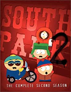 South Park - The Complete Second Season [Import USA Zone 1]