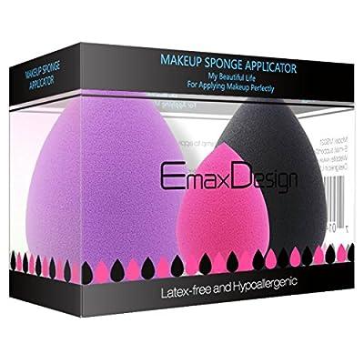 EmaxDesign Set de esponjas