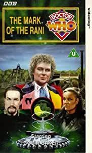 Doctor Who: The Mark Of The Rani [VHS]