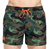 Boxer Mare Uomo Sundek modello M619bdp0153 497 Deep Forest/2 (S, 497 Deep Forest/2)