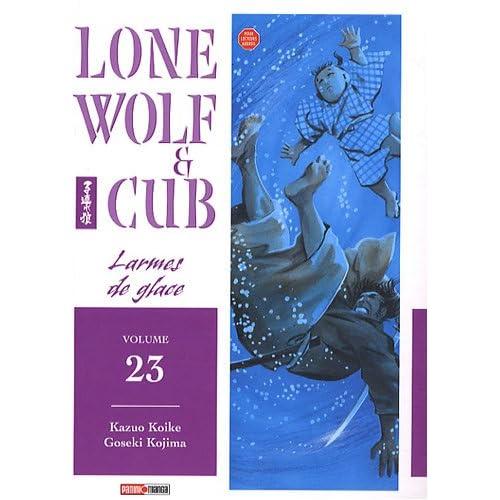 Lone Wolf & Cub, Tome 23 : Larmes de glace