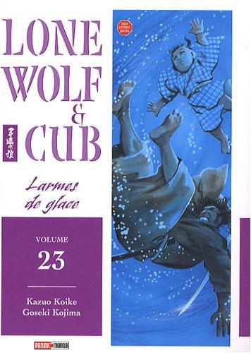 Lone wolf & cub Vol.23 par KOIKE Kazuo