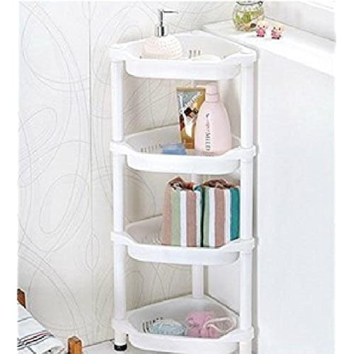 Top Selected Products and Reviews  sc 1 st  Amazon UK & Corner Bathroom Storage: Amazon.co.uk