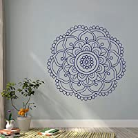 Mandala Yoga Studio in vinile decalcomanie parete