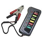 fomccu Akku Lichtmaschine Tester Akku Power Messung Instrumente für Auto Motorrad LKW 12V