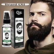 Quat Beard Hair Growth Oil For Men - 50ml, For Beard Growth