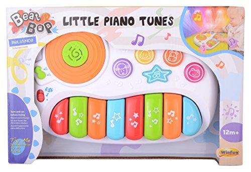 Preisvergleich Produktbild Winfun Mein erstes Piano Keyboard für Kleinkinder mit Tierstimmen große Tasten