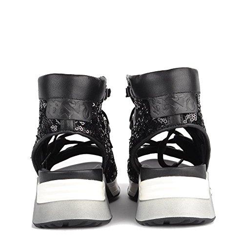 Ash Schuhe Liv Sneaker Damen Schwarz