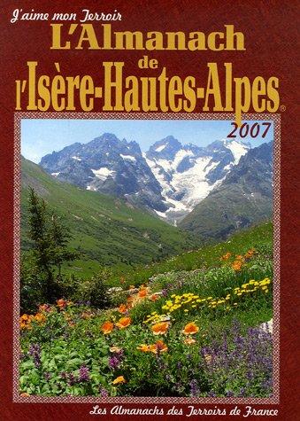 Almanach de l'Isère et Hautes-Alpes