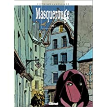 Masquerouge, Tome 1 :