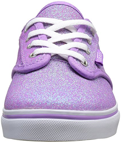 Vans  Atwood Low, Sneakers Basses fille Rose (Glitter)