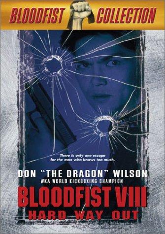 Bild von Bloodfist 8: Hard Way Out [DVD] [Region 1] [NTSC] [US Import]