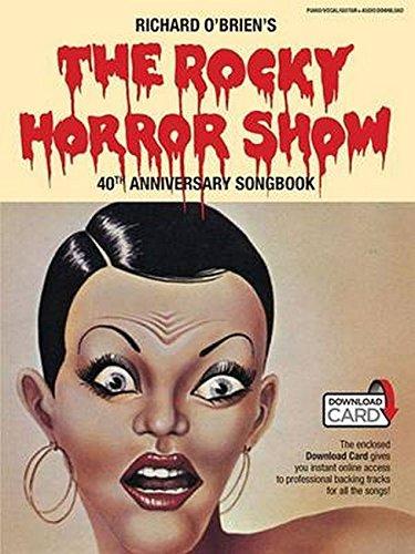 The Rocky Horror Show 40th Anniversary Songbook por Richard O'Brien