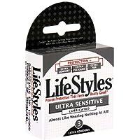 Lebensstil Ultra Sensitive–Box von 3 preisvergleich bei billige-tabletten.eu