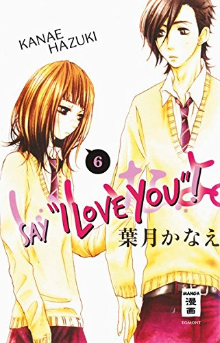 Say I love you! 06