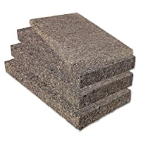ARTIMESTIERI - Expanded cork insulation panels - from 5 to 30 cm thickness - 5cm - conf. 3mq