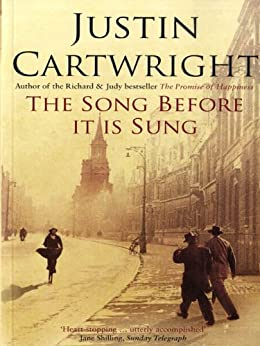 The Song Before it is Sung by [Cartwright, Justin]