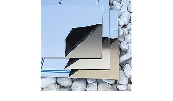 Aluminium Blech AlMg3 6,0 mm stark Alublech Aluplatte