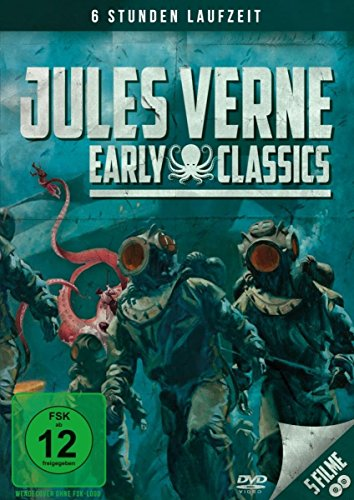 Jules Verne - Early Classics [2 DVDs]