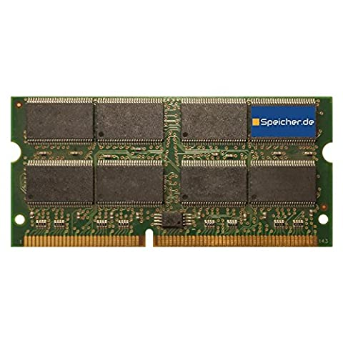SAMSUNG 512MB mémoire - M464S6453HV0-L7A SD SO DIMM 133MHz PC133S 144 Pin DIMM 3,3 volt