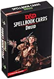 Gale Force Nine GF973917 - Brettspiel Dungeons und Dragons: Druid Spell Deck